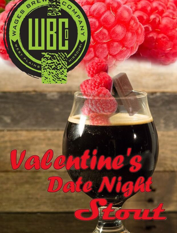 With a Valentine's Stout, Brewery Spreads Love to its Rural Community